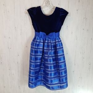 Jonah Michelle Party Holiday Dress Size 8 Girls